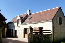 Rent a cottage in France near Tours